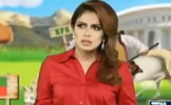 Kyun Kay Jamhuriat Hai (Comedy Show) - 11th November 2017
