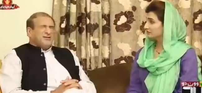 Kyun Kay Jamhuriat Hai (Comedy Show) – 15th July 2018