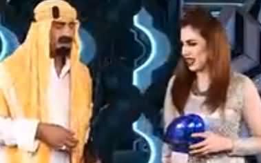 Kyun Kay Jamhuriat Hai (Comedy Show) - 7th January 2018
