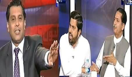 Kyun (Pak Army is Not Satisfied with Penalty to Geo by PEMRA) – 7th June 2014