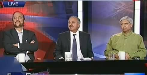 Kyun (PTI Demands to Cancel Long March) - 6th July 2014