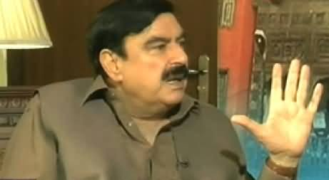 Kyun (Sheikh Rasheed Ahmad Exclusive Interview) - 26th October 2014