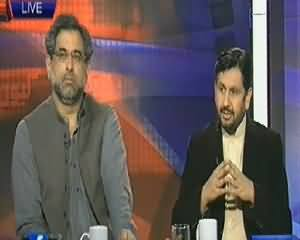 Kyun (TTP Do not Trust Govt, What is the Future of Dialogue) – 13th April 2014