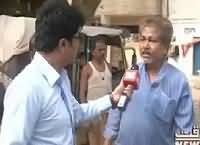 Labb Azaad On Waqt News (Karachi Ka Kachra) – 22nd July 2016