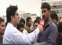 Labb Azaad On Waqt News (Mehngai Kam Hogi?) – 11th March 2016