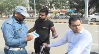 Lahore High Court to Ban Petrol Supply to Motorcyclists Riding Without Helmet