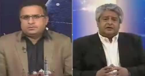 Lahore Jalsa PTI Special (Rauf Klasra & Amir Mateen) – 1st May 2016