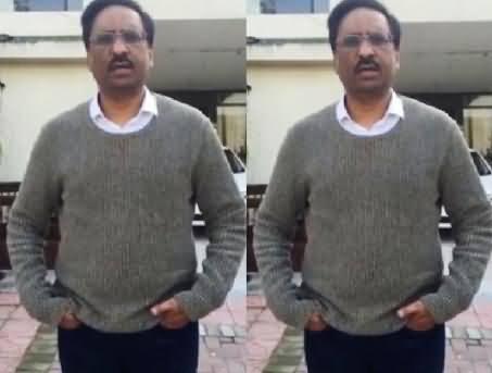 Lahore Mein Barey Mazhabi Fasaad Ka Khatra Hai, Javed Chaudhry Telling Something Shocking