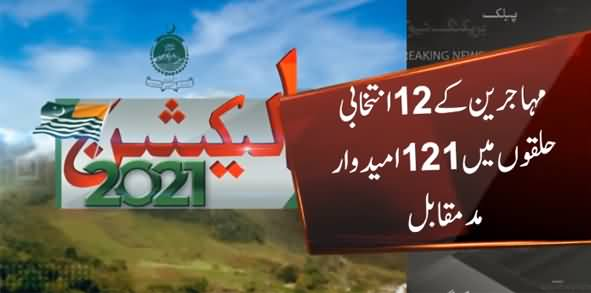 Latest Updates About Azad Kashmir Elections, More Than 3.2 Million Voters To Cast Vote