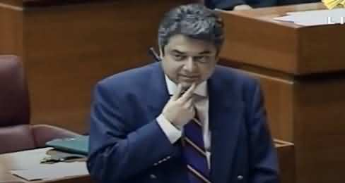 Law Minister Farogh Naseem Blasting Reply To Opposition Propaganda On Ordinance Regarding Kalbhushan Jadhav