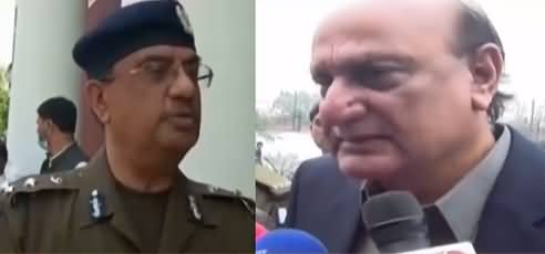 Leaked Calls Issue: Punjab Law Minister Raja Basharat Seeks Explanation From CCPO Umar Sheikh