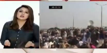 Lekin (How Will Govt Resolve Faizabad Dharna Issue) - 26th November 2017