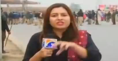 Lekin (Special Who From Kasur) - 12th January 2018