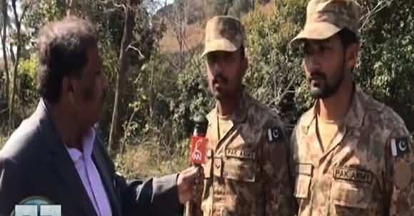 Listen Exclusive Talk Of Two Pakistani Soldiers Who Arrested Abhinandan