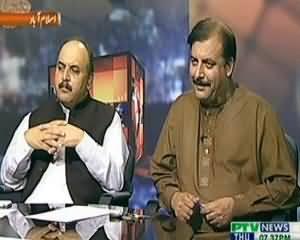 Live @ 7 (Karachi Mein Koi Na Maloom Nahi, Sab Ko Maloom Hai..!!) - 19th September 2013