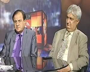 Live @ 7 (Qaum Ki Tarjiyaat Mai Taleem Bhi Kahin Hai k Nahi..??) - 26th September 2013