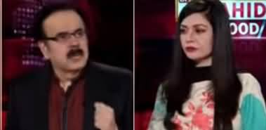 Live wit Dr. Shahid Masood (Coronavirus, Lockdown, Politics) - 15th May 2020