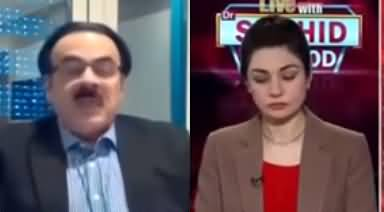 Live with Dr. Shahid Masood (10 Years of Arab Spring) - 16th December 2020