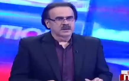 Live with Dr.Shahid Masood (2 Days in Election) - 23rd July 2018