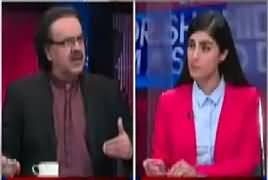 Live With Dr Shahid Masood (29,000 Votes Kahan Se Aaye) – 18th September 2017