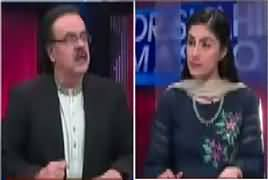 Live With Dr Shahid Masood (Aakhri Chaalein) – 19th September 2017