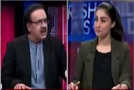 Live With Dr Shahid Masood (Ab Chalakiyan Nahi Chalein Gi) – 9th October 2017