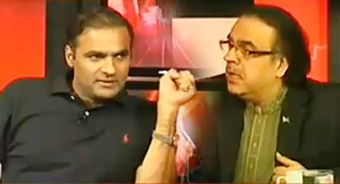 Live With Dr. Shahid Masood (Abid Sher Ali Exclusive Interview with Dr. Shahid) – 12th August 2014