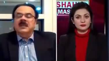 Live with Dr. Shahid Masood (After The Last Jalsa) - 13th December 2020