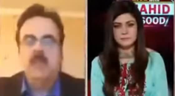 Live With Dr. Shahid Masood (After US Visit) - 24th July 2019