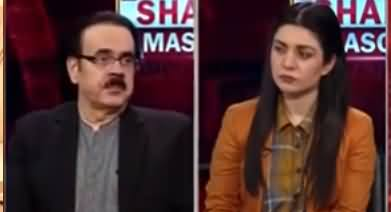 Live with Dr. Shahid Masood (Again Bloodshed) - 8th October 2021