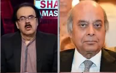 Live with Dr. Shahid Masood (Again Justice Qazi Faez Isa Case) - 26th May 2021