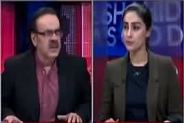 Live With Dr Shahid Masood (Ahtasab Adalat Kuch Na Ker Saki) – 8th March 2018