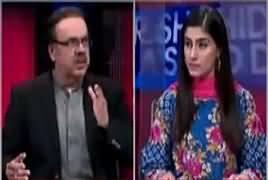 Live With Dr Shahid Masood (Ahtasab Ka Amal Jaari) – 25th October 2017