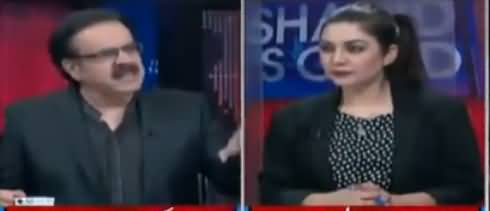 Live With Dr. Shahid Masood (Aik Bhar Phir, Einto Se Eintein) - 13th March 2019