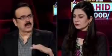 Live with Dr. Shahid Masood (Alami Jang Ka Khatra) - 5th May 2020