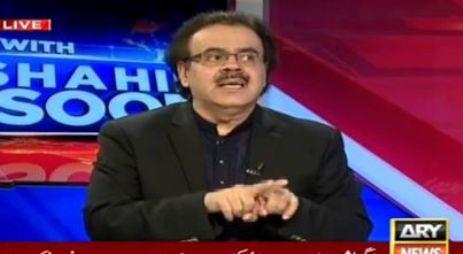 Live With Dr Shahid Masood (Amjad Sabri Ka Qaatil Kaun?) – 29th June 2016