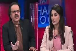 Live With Dr. Shahid Masood (Analysis on Different Issues) – 11th March 2017
