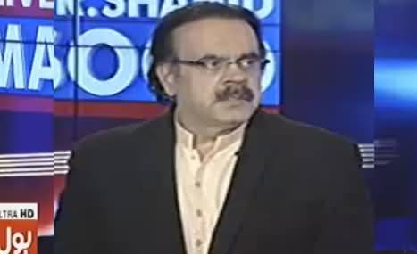 Live With Dr Shahid Masood (APS Incident, Other Issues) – 15th December 2016