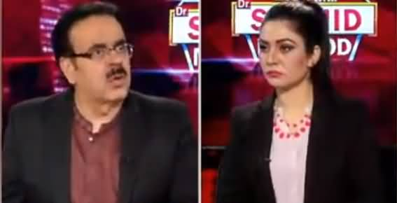 Live with Dr. Shahid Masood (Army Chief Extension) - 19th August 2019