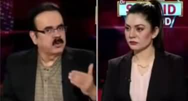 Live With Dr. Shahid Masood (Army Chief Extension Crisis) - 26th November 2019