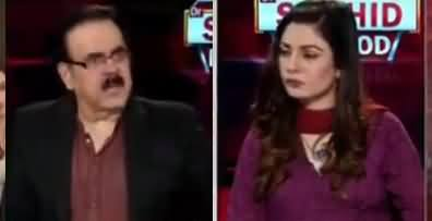 Live With Dr. Shahid Masood (Army Chief Extension Issue) - 16th December 2019