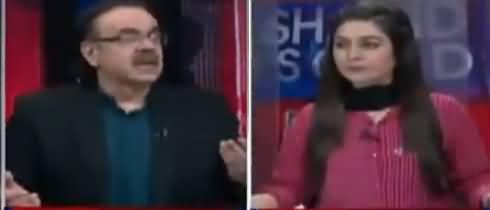 Live With Dr. Shahid Masood (Around 100 Days) - 22nd November 2018