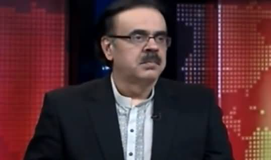 Live with Dr. Shahid Masood (Asif Zardari, Money Laundering) - 28th August 2018