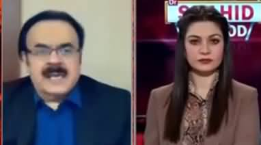 Live with Dr. Shahid Masood (Aur Maidan Sajj Gaye) - 14th October 2020