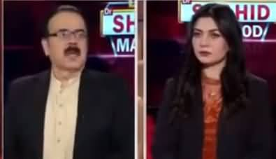 Live with Dr. Shahid Masood (Awam Relief Ki Muntazir) - 31st January 2021