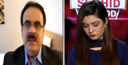 Live With Dr. Shahid Masood (Azadi March Vs Govt) - 21st October 2019