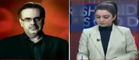 Live With Dr. Shahid Masood (Bad-Tehzibon Ka Tasadam) - 24th March 2019