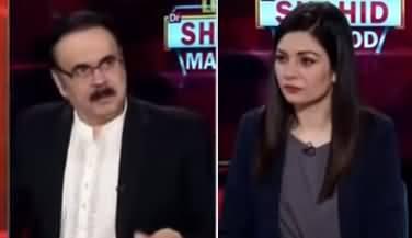 Live with Dr. Shahid Masood (Badmashia Aur Pakistan) - 9th September 2020