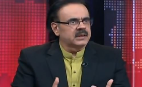 Live with Dr.Shahid Masood (Badmashia In Trouble) - 3rd August 2018