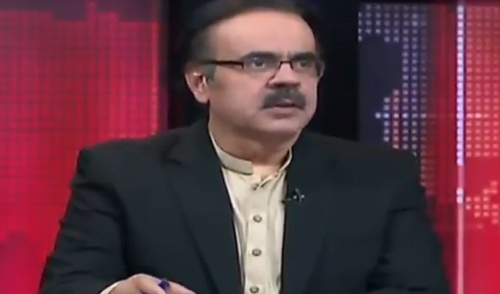 Live With Dr. Shahid Masood (Badmashia Ke Aakhri Waar) - 29th July 2018
